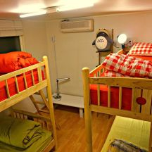 4 people room