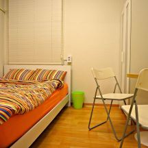 Single/Two people room